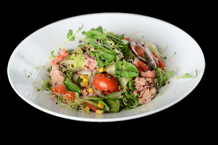 Édeskert Étterem és Fagyizó Tonhal saláta